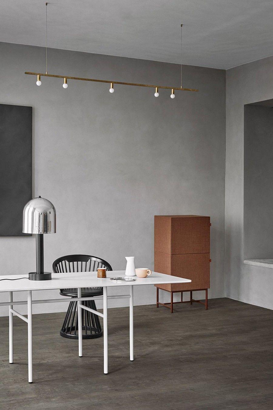flexa creation early dew : Tone By Norm Architects Elisabeth Heier Office Pinterest