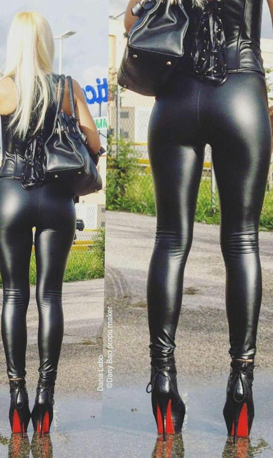 Pin uživatele Ales Petr na nástěnce leginns | Leather