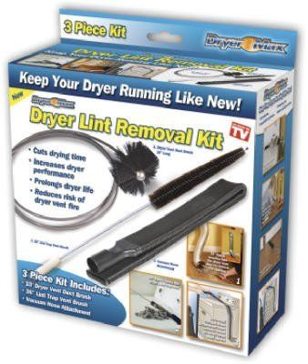 Ontel Products DRMH-MC6 Dryer Lint Removal Kit - Quantity 1:Amazon:Home & Kitchen
