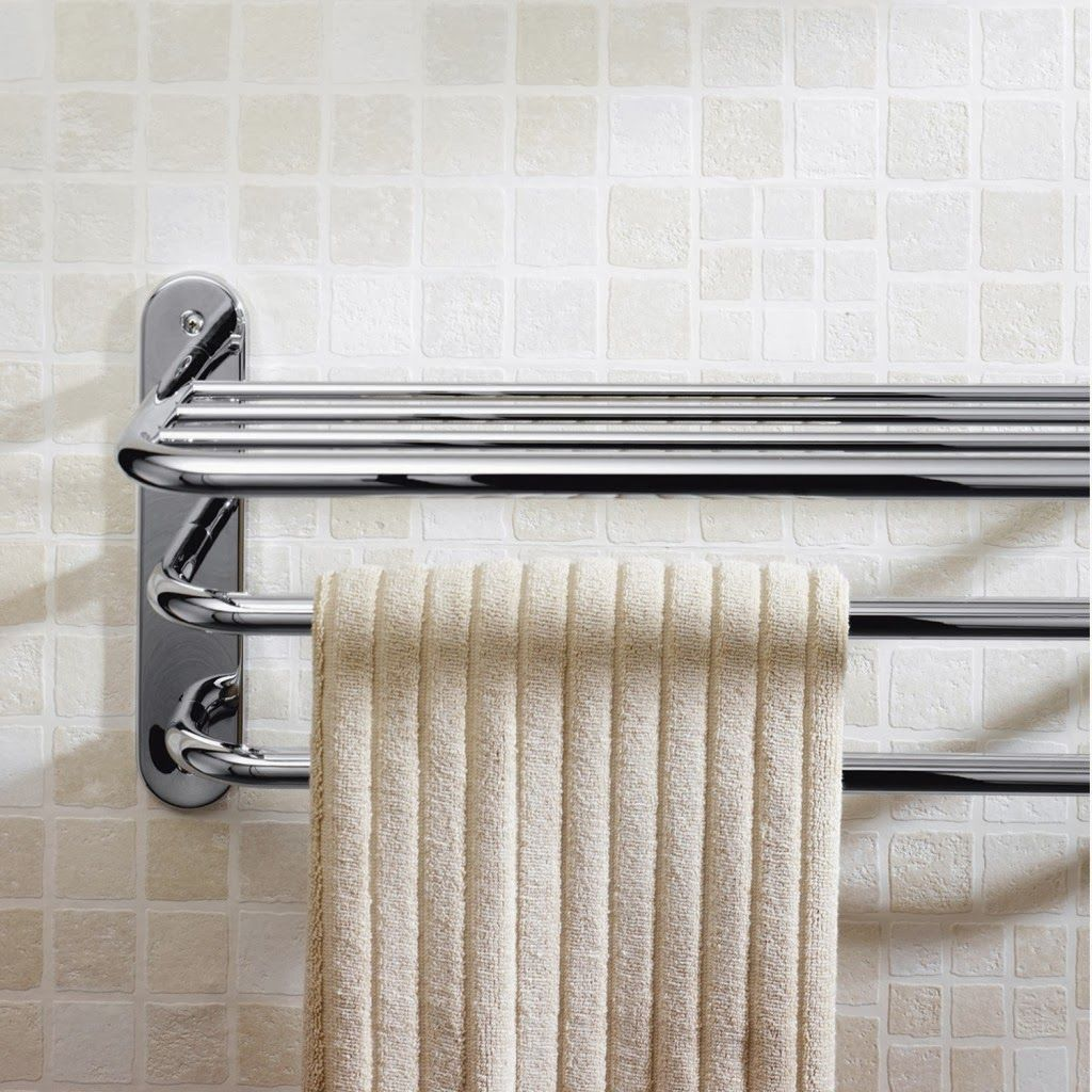 7 Unique and Fun Ways to Hang Bathroom Towels (Guest Post ...