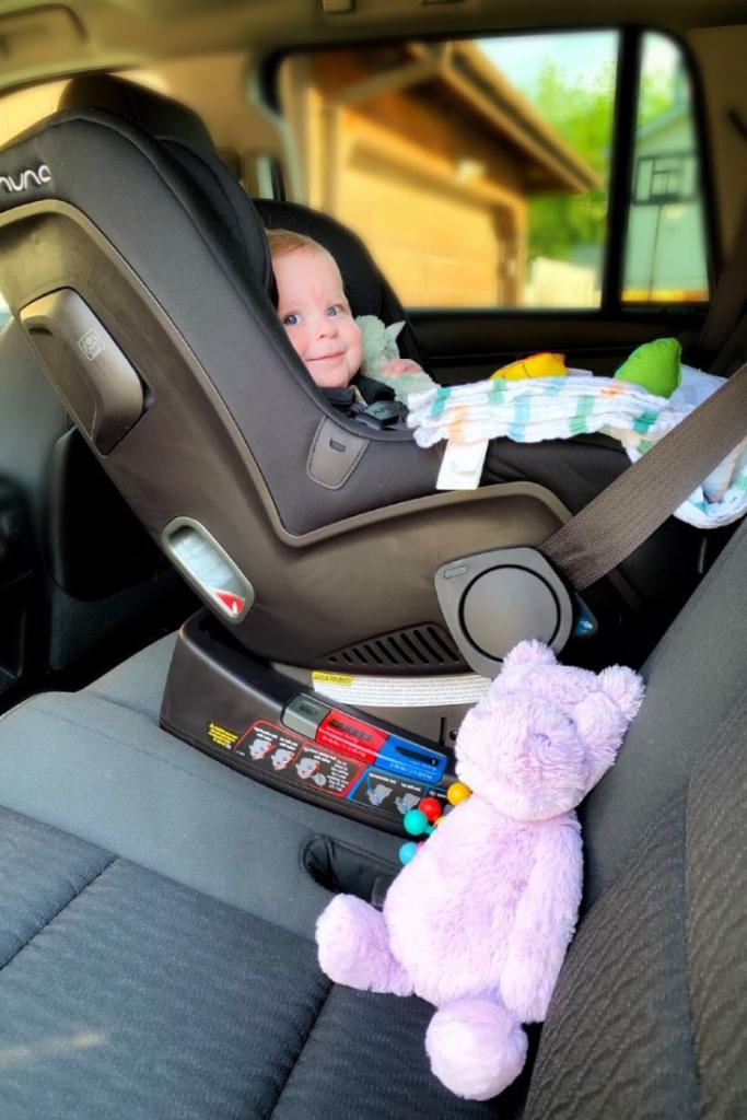 Nuna RAVA 2019 One Car Seat to Rule Them All Nuna rava
