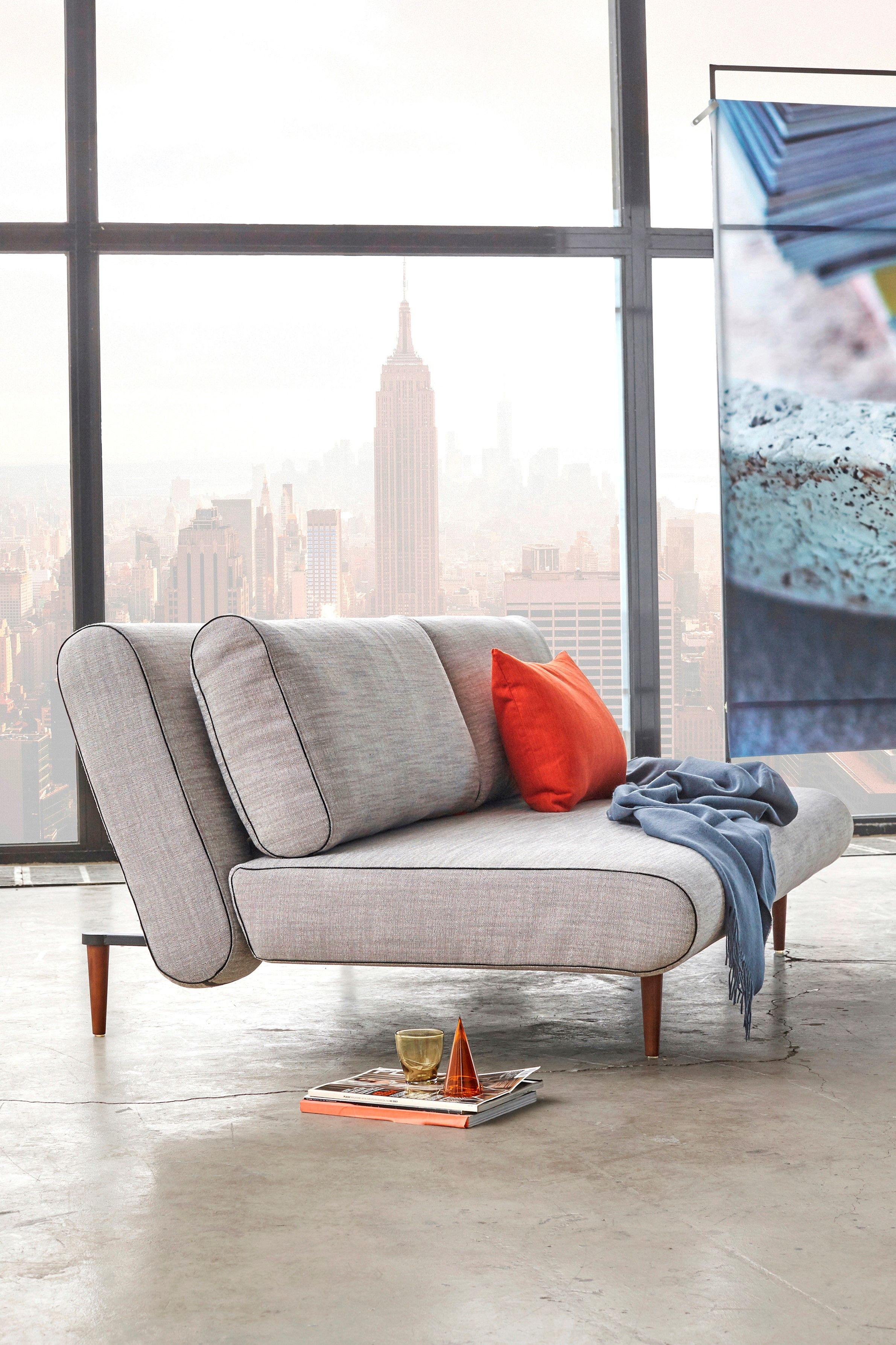 Schlafsofa Unfurl Lounger Ecksofa Design Sofa Design Innovation Schlafsofa