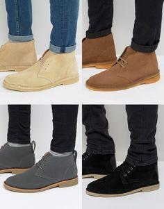 73b27ce7b bota masculina 2017, bota para homens, modelo de bota, bota de camurça,