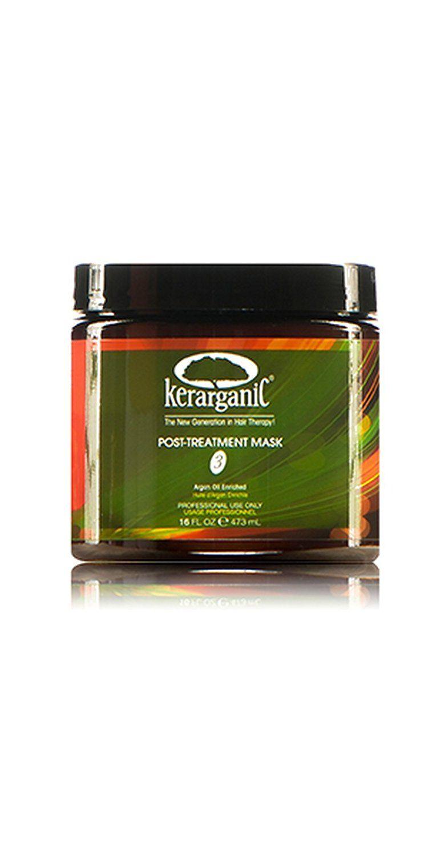 Keraganic posttreatment mask argan oil enriched oz click