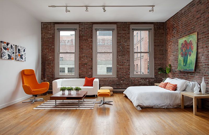 Amazing Exposed Brick Loft At Our Home Hotel Part 27