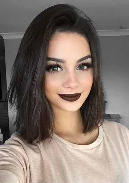 50 Amazing Short Hairstyles | Shoulder length hair, Short hairstyle ...