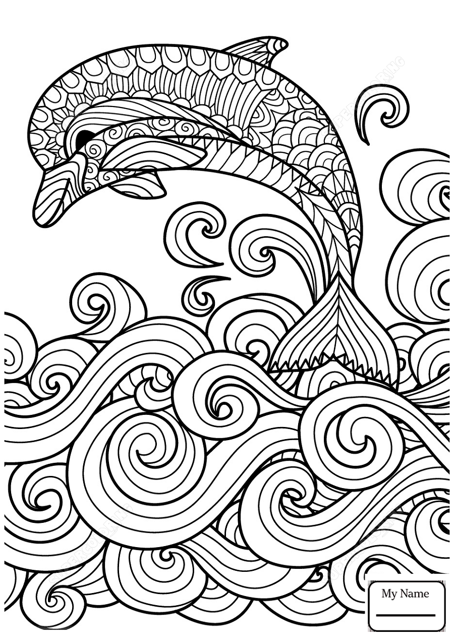 Tribal Coloring Pages For 2019 Dolphin Coloring Pages Abstract Coloring Pages Coloring Pages