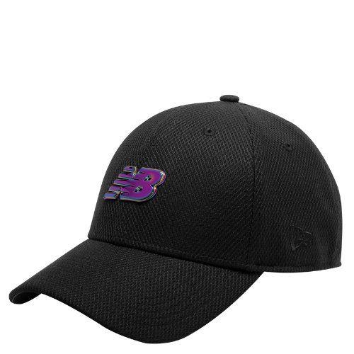 New Balance Men s   Women s New Era 39Thirty Cap - Black (11433688BLK) 71c2025461ad