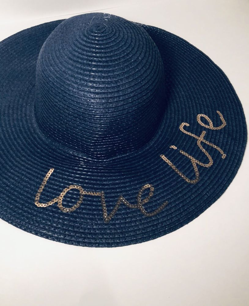 85b37ae6461 Floppy Sun Hat for Women Large Brim Straw Beach Hats