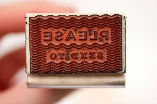 MaeMae stamp
