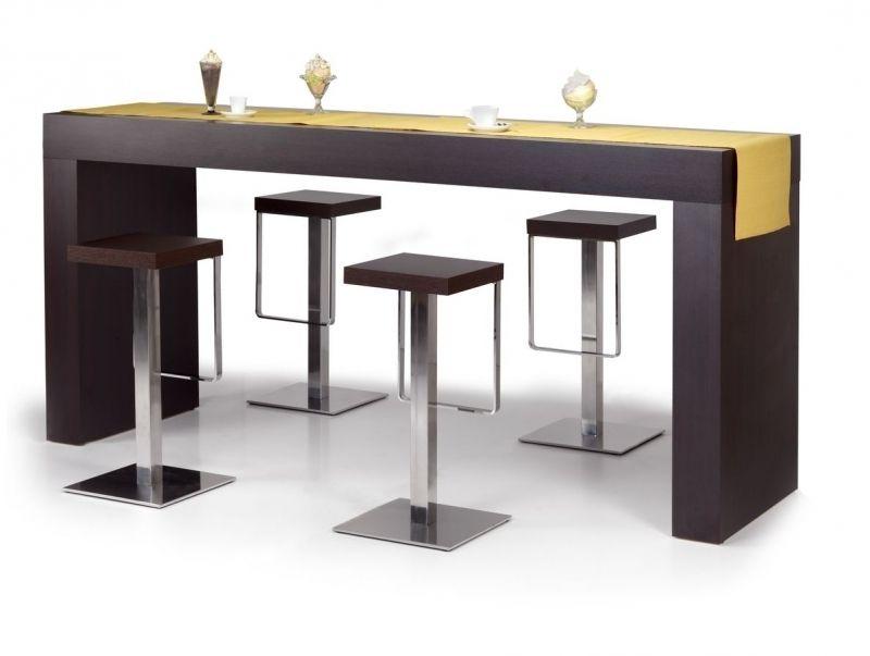 table de bar cuisine table haute