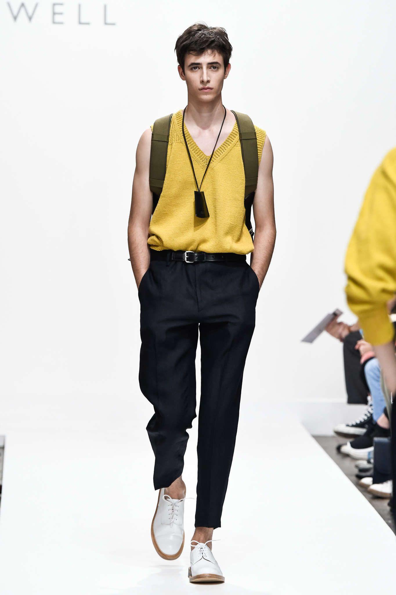 Margaret Howell 春夏 2017, Menswear - ファッションショー (#26036)