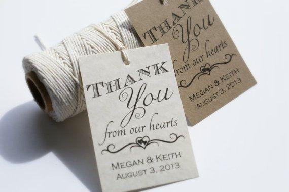 Printable Spread the Love Tags, DIY Wedding Favor Tags, Custom Jam ...