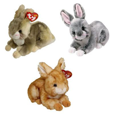a721362b523 Beanbag Plush 49019  Ty Beanie Babies - Set Of 3 Bunnies (Binksy ...