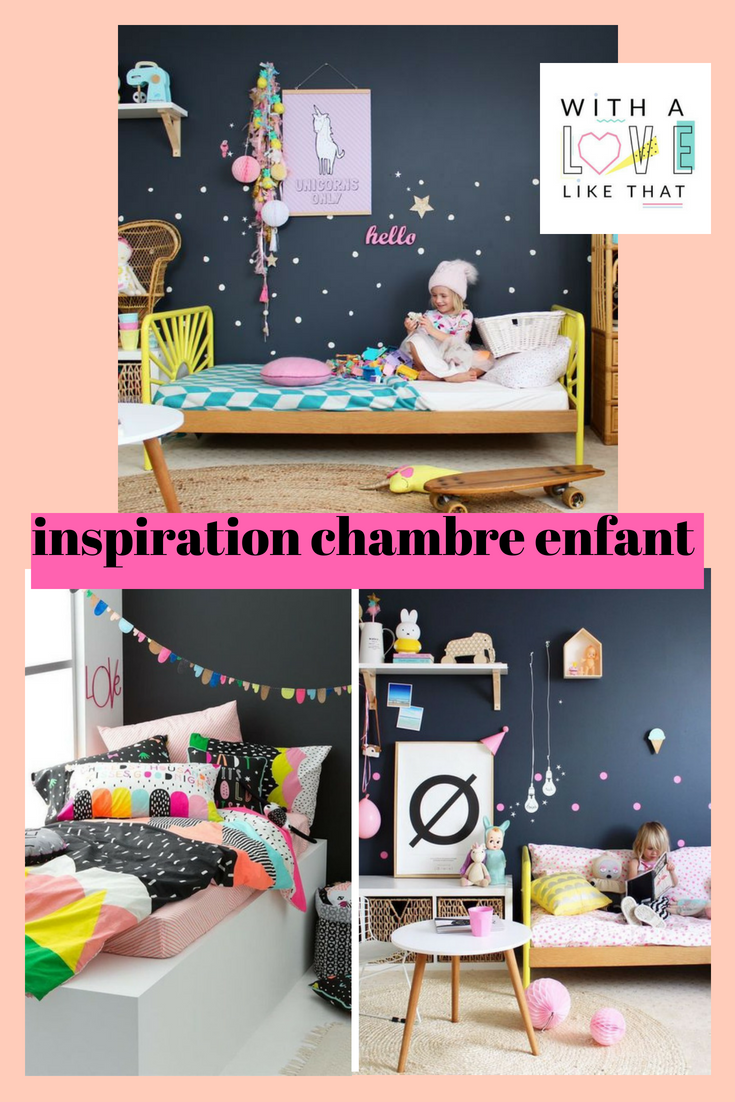 inspiration chambre enfant (2 ans | mini(e) like that | pinterest