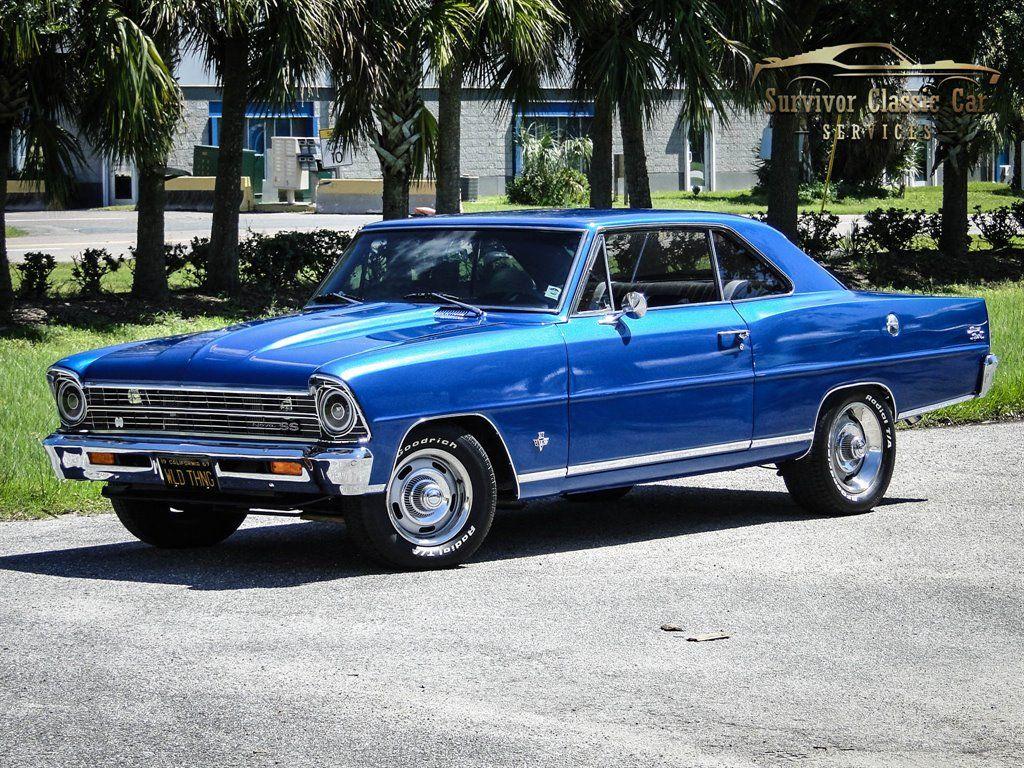 1967 Chevrolet Nova : Survivor Classic Car Services – Tampa – 2221 South Dock St…