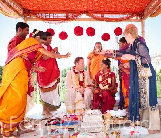Wedding Altar Meet The Parents