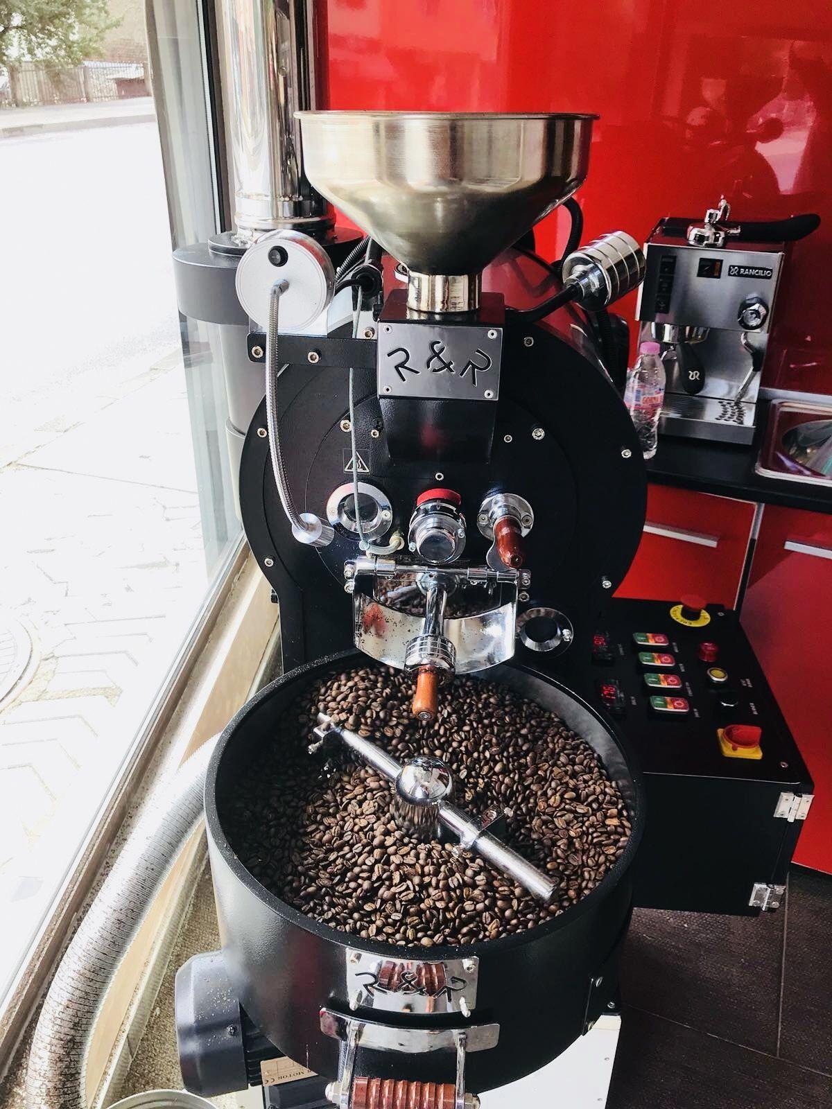 Coffee Roaster Machine 1Kg Coffee Roasters For Home #coffeeholic