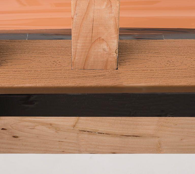 Installation Under Deck Drainage System Trex Rainescape Building A Deck Under Deck Drainage Under Deck Drainage System