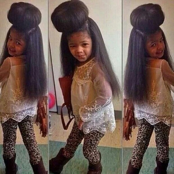 Oh my, the bun's almost as big as her head!! lovely hair - http://www.blackhairinformation.com/community/hairstyle-gallery/kids-hairstyles/oh-buns-almost-big-head-lovely-hair/