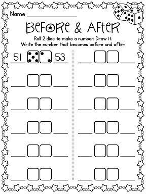 First Grade Math Unit 2: Number Sense, Part Part Whole, Number ...