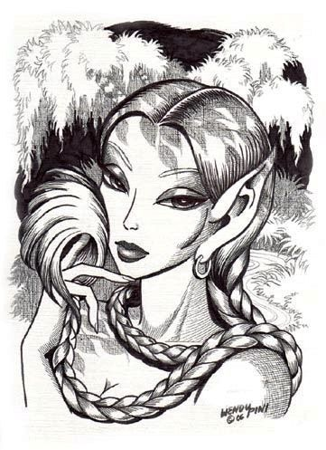 clearbrook elfquest