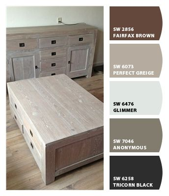 Driftwood Greige Paint Colors By Sherwin Williams Sw
