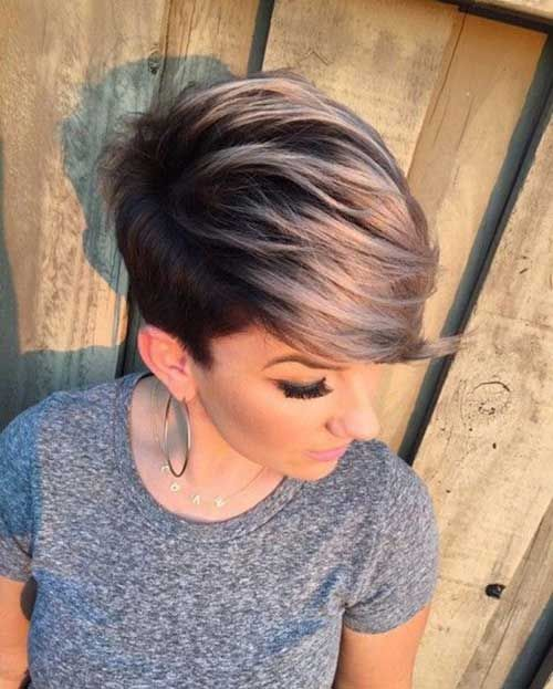 20 Nice Hair Color For Short