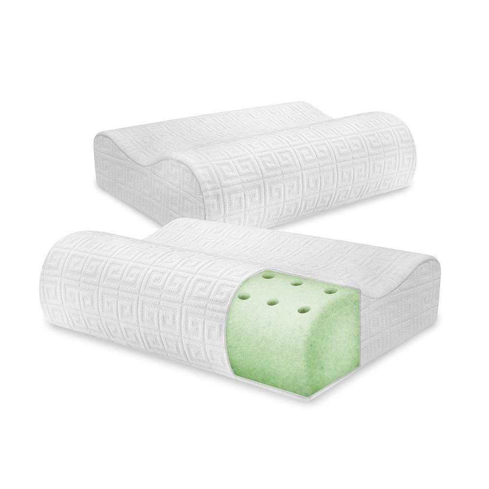 Classic Contour Memory Foam Pillow