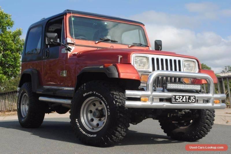 Car for Sale Jeep CJ7 V8 AUTO * LPG * RWC + REGO