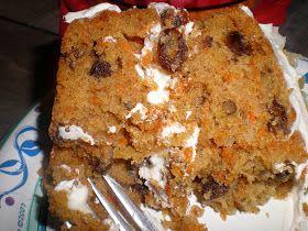 Write a Pumpkin, Bake Some Prose: Carrot Cake: America's Test Kitchen