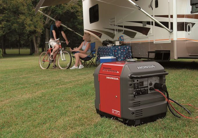 5 West Slope Rv Sites For A Honda Generator Honda Generator Best Portable Generator Honda