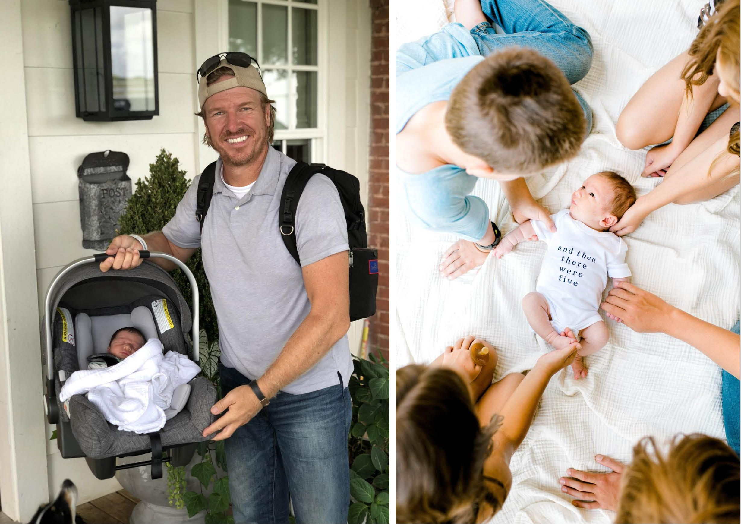 A Look Back At 2018 Joanna Gaines Family Joanna Gaines Baby