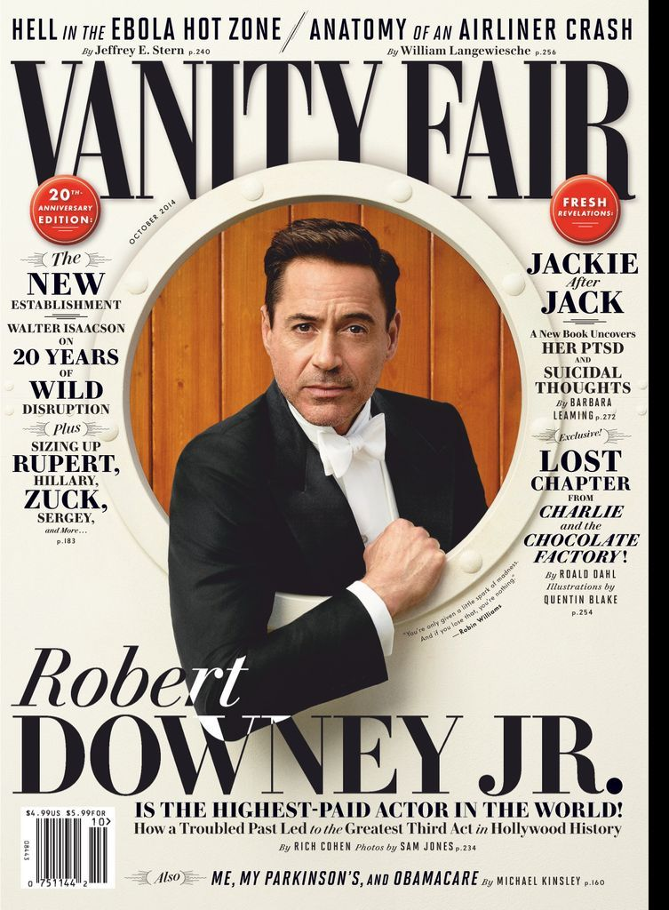 From entertainment to world affairs, business to style, design to society, Vanity Fair is a cultural catalyst, inspiring and driving the national conversation. Now the magazine has redefined storytelling for the Digital Age, bringing its high-profile interviews, stunning photography, and thought-provoking features to your device in a whole new way.