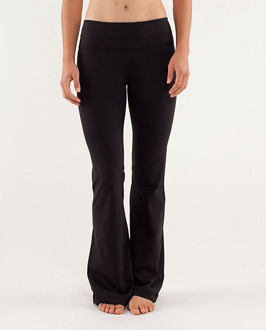 2fe7f60e3e $108.00 Groove Pant*Slim*BR*R from Lululemon   Be Healthy   Pants ...