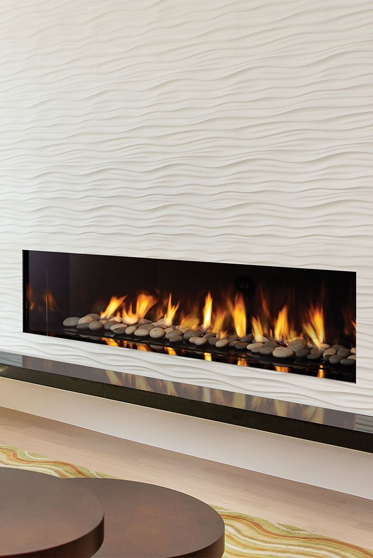 Gas Fireplace Facing Regency City Series New York View 72 Designer Gas Fireplace This