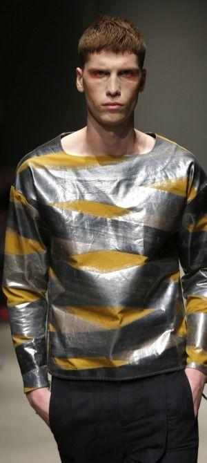Giray Sepin - Runway - Mercedes Benz Fashion Week Istanbul Fall/Winter 2015 Otoño Invierno #Menswear #Moda Hombre #Trends #Tendencias