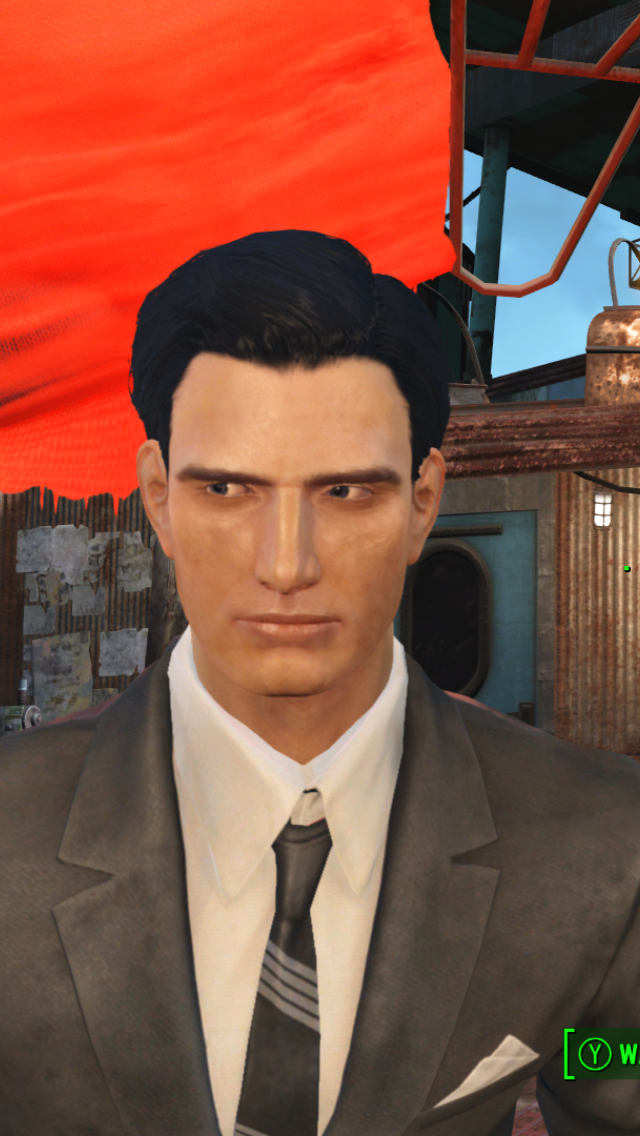 My Attempt At Recreating Vito Scaletta Mafia 2 Fallout4 Gaming