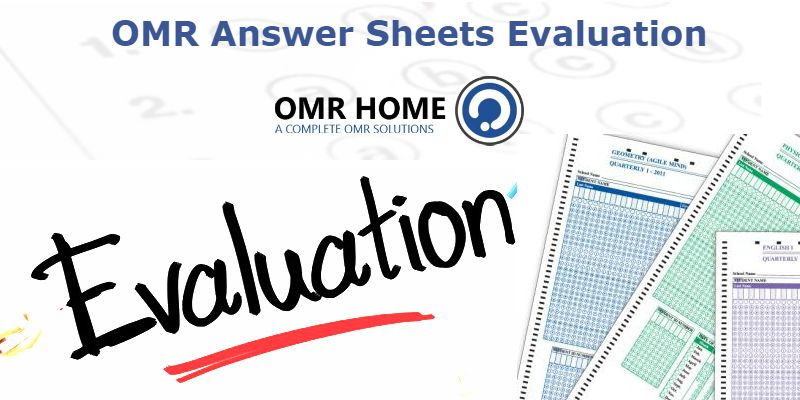 Bulk Omr Answer Sheets Evaluation Services By Omrhome Sheet Omr