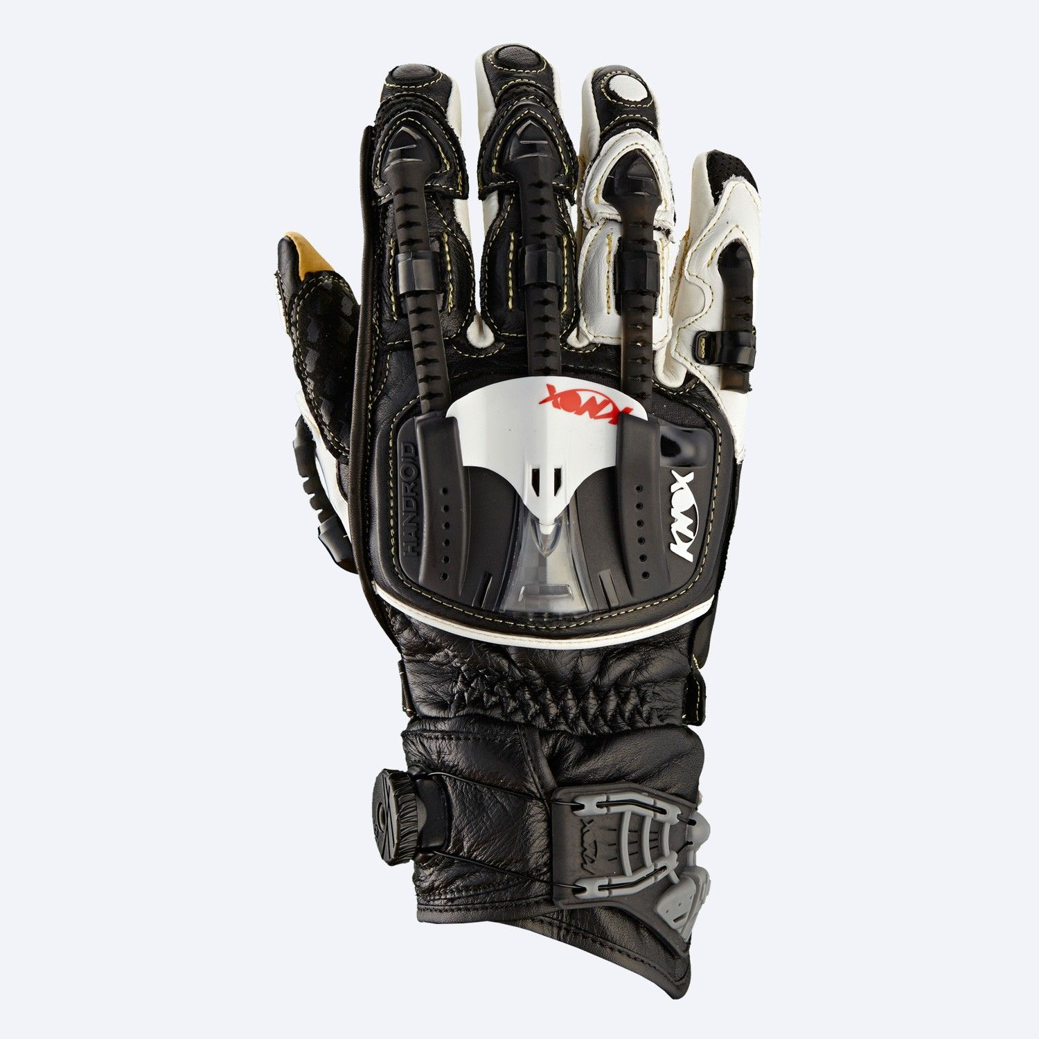 Handroid Pod MK3 Gloves | Riding Gear | Motorcycle gloves ...