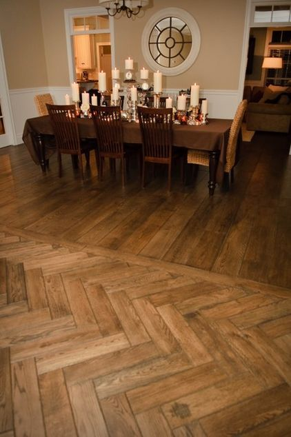 Modern Wood Flooring By Graf Brothers