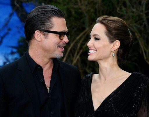 Congrats Mr. & Mrs. Pitt!