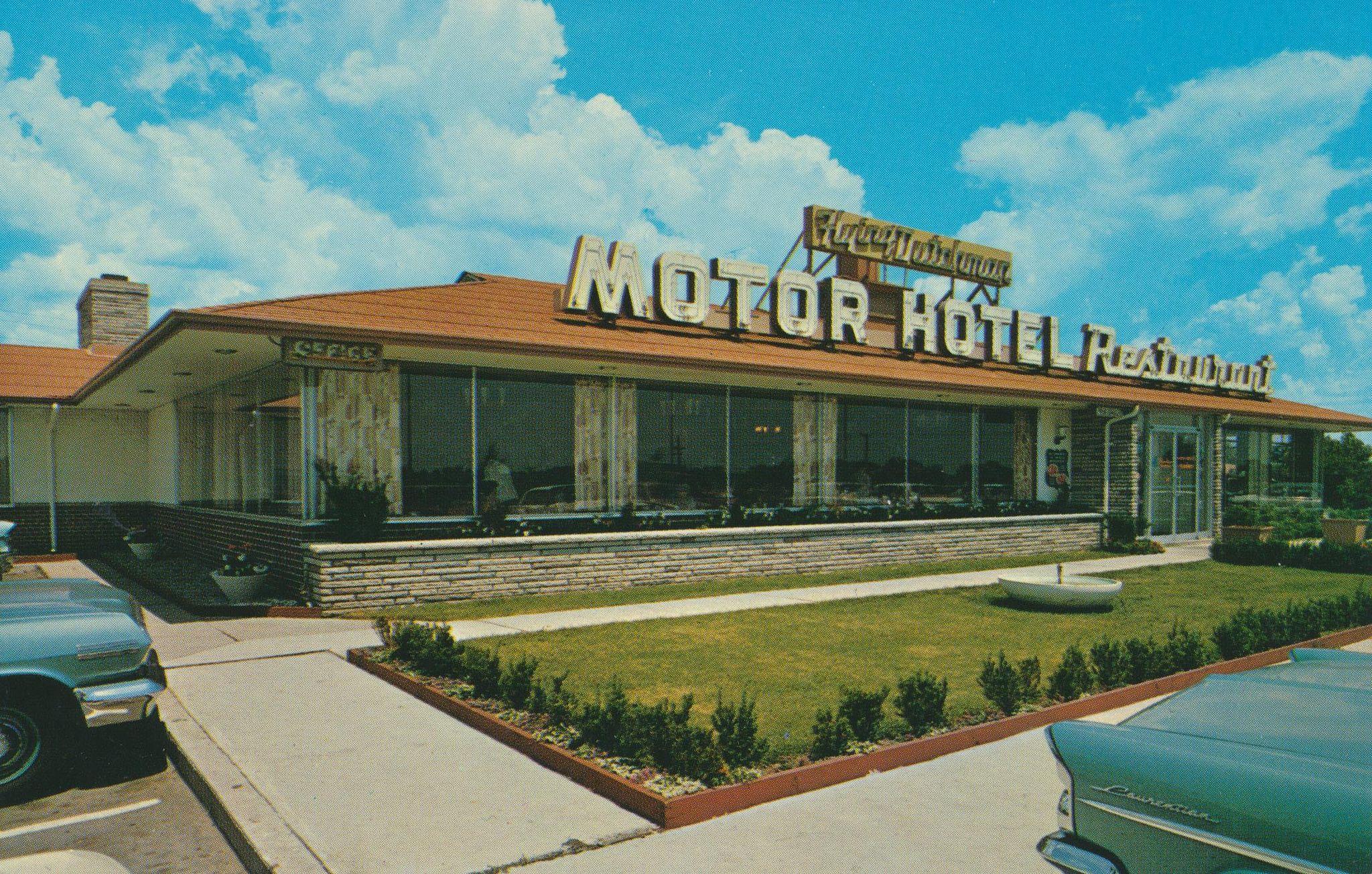 Flying Dutchman Motor Hotel