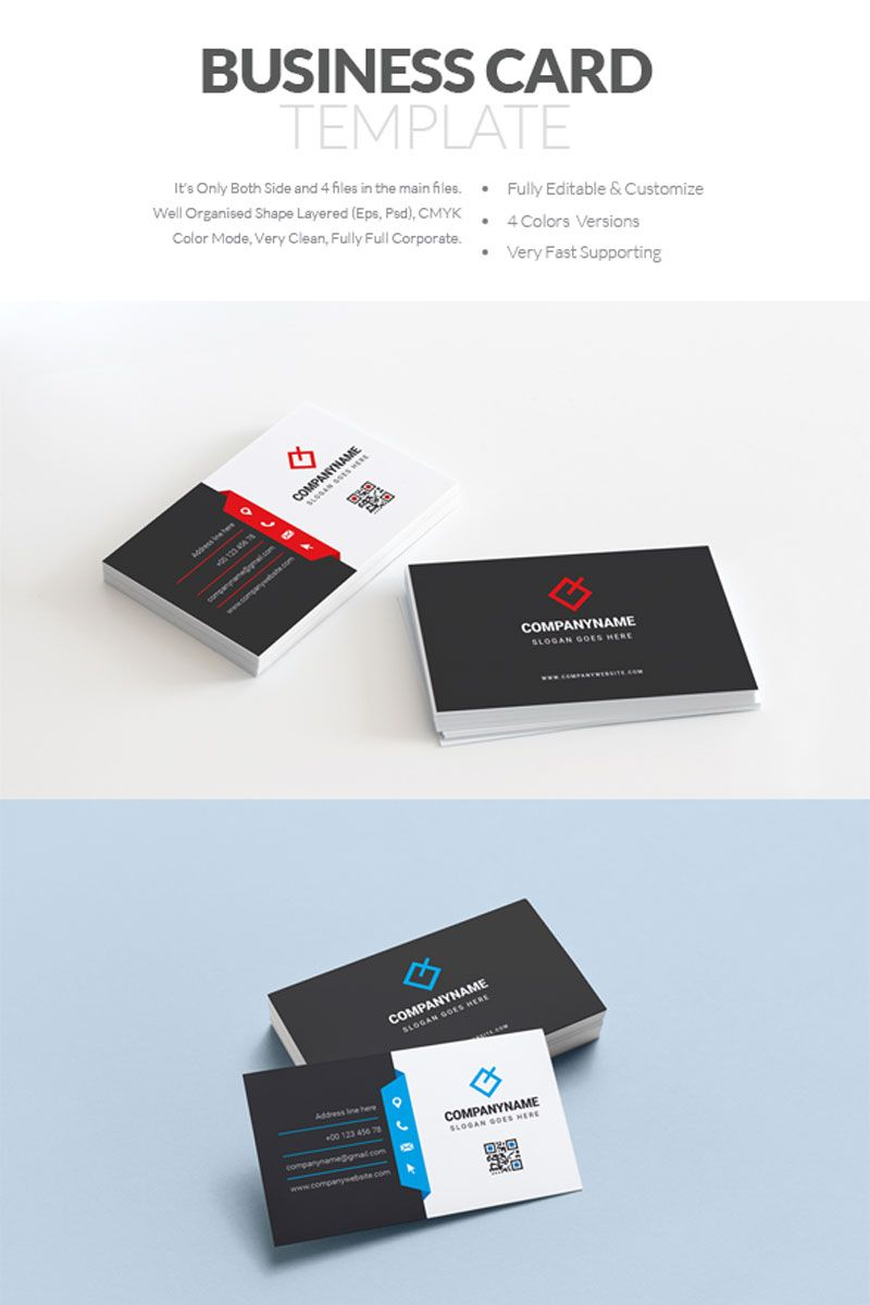 Company Business Card Corporate Identity Template Card Business Business Cards Corporate Identity Company Business Cards Business Cards Creative Templates