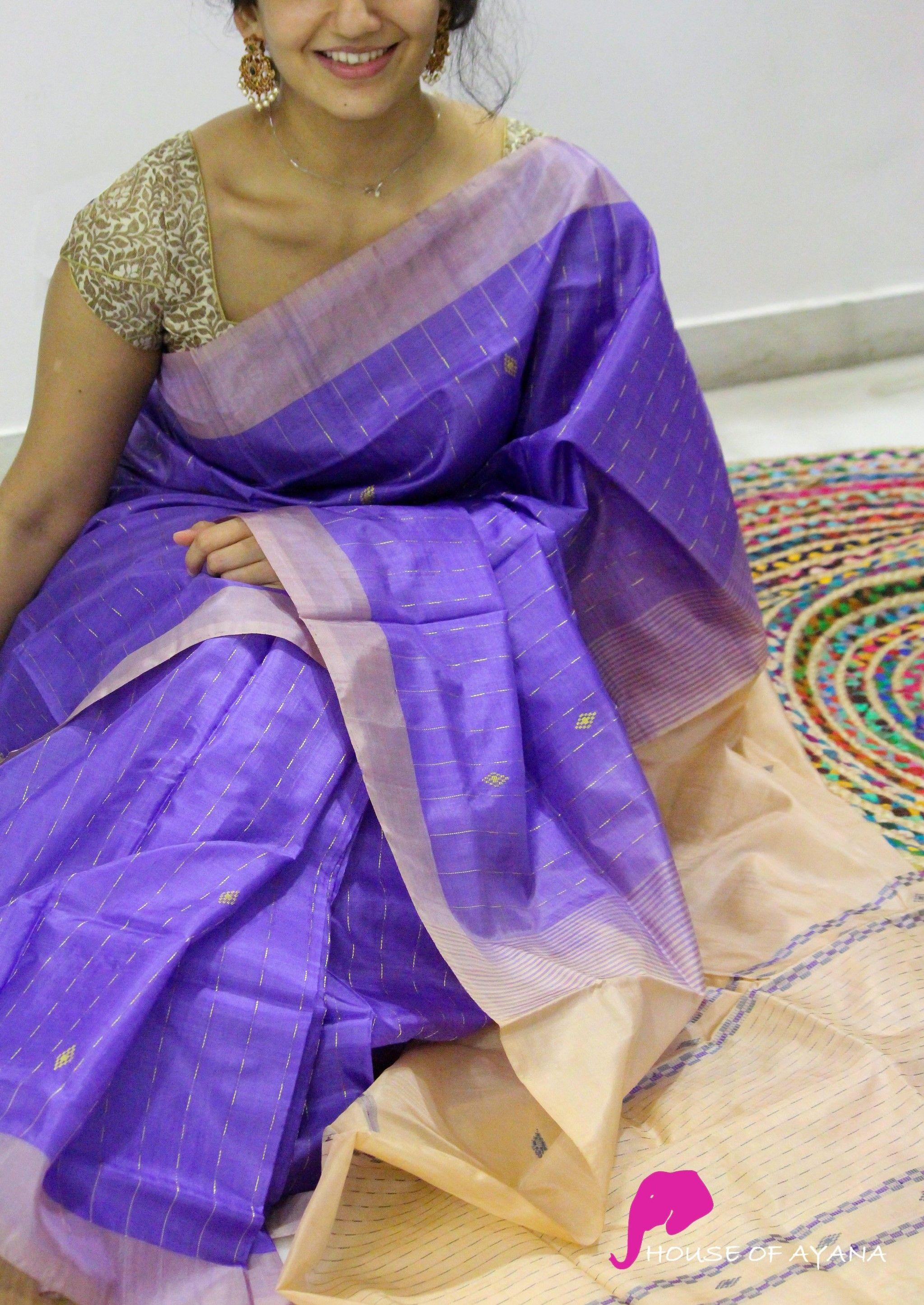 Buy Summer Collections Chinnalapattu Sarees Tussar