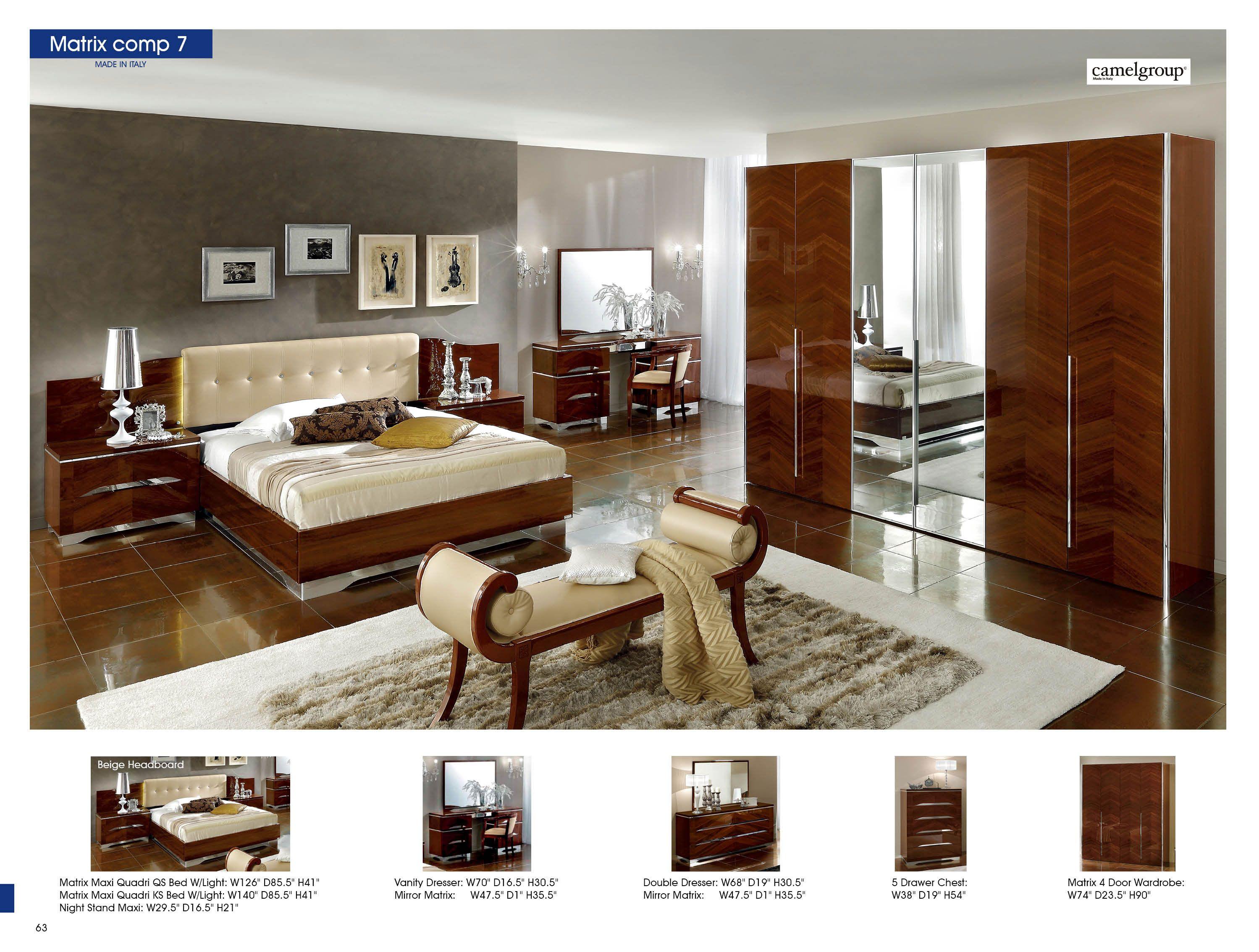 Bedroomfurnituremodernbedroomsmatrixcompositionwithbeige