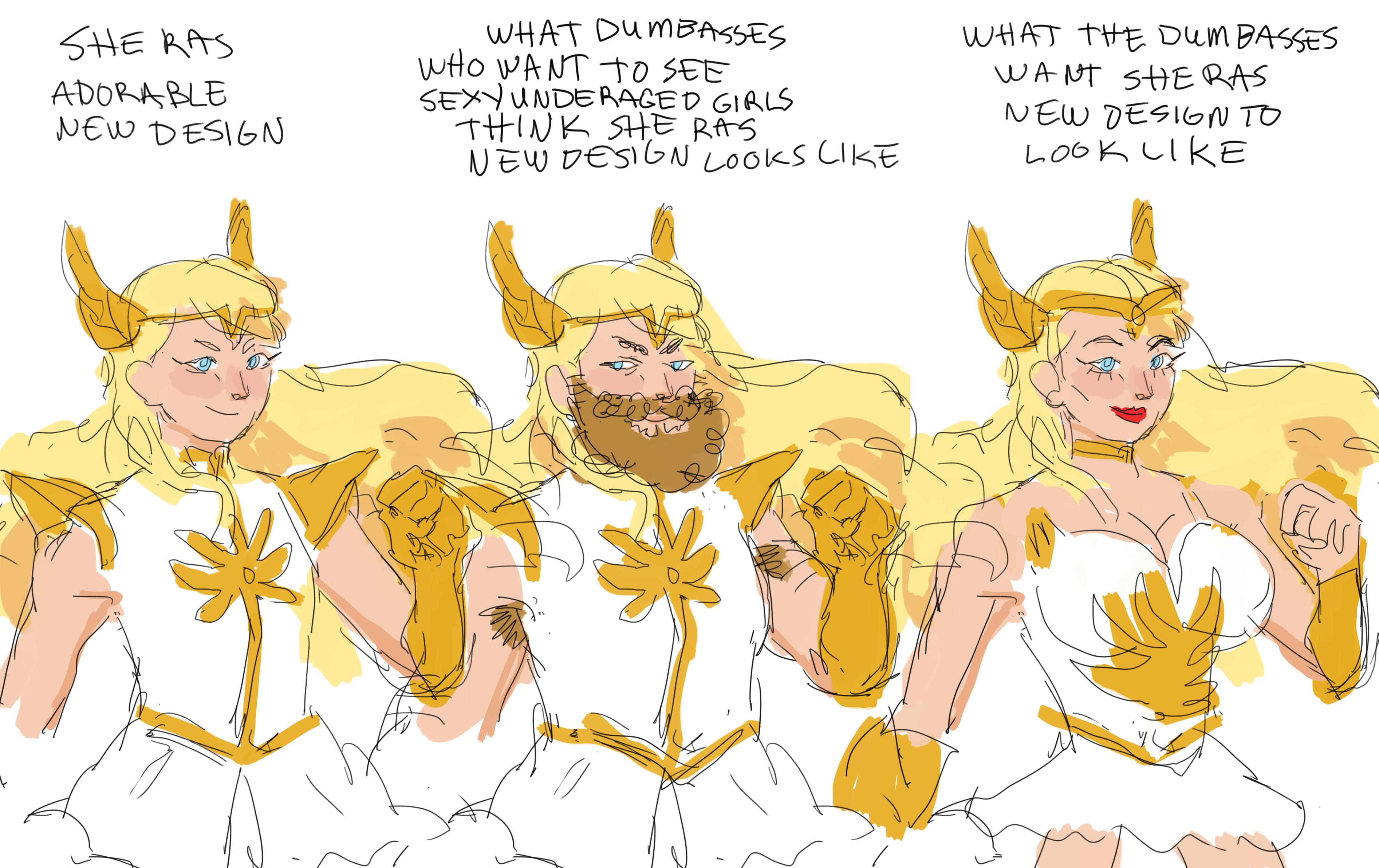 She-Ra Reboot Controversy | She ra, She ra princess of