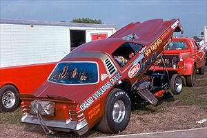 Kenny Safford's Mr. Norm Charger June 76
