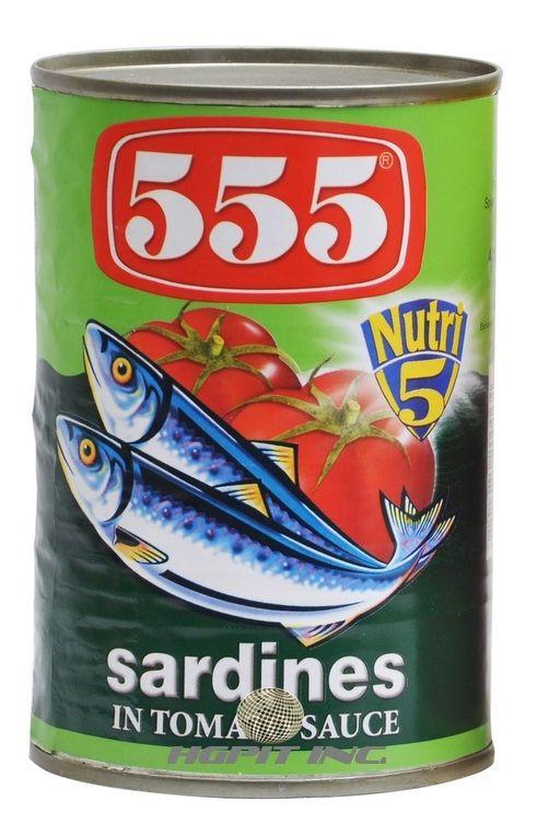 555 Sardines