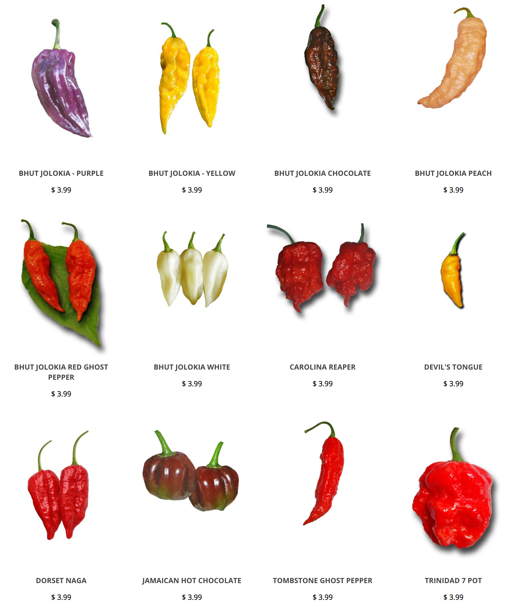 Looking For Some Super Hot Peppers To Grow Next Season 400 x 300